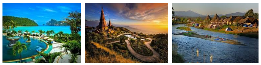 best places thailand