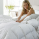 What is the Fluffiest Down Comforter?  We should learn before buy